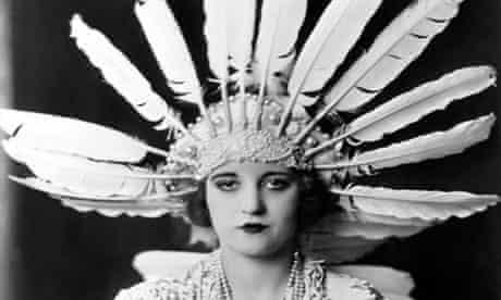 Tallulah Bankhead in 1925.