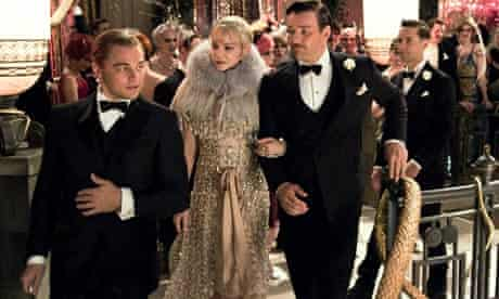 2012, THE GREAT GATSBY