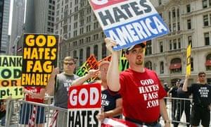Protest At Ground Zero