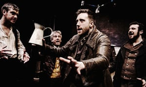 Moby-Dick at the Arcola theatre