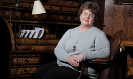 Charlaine Harris, author of the Sookie Stackhouse novels