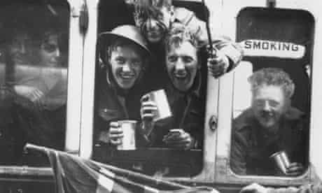 British forces 1940