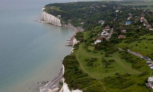 England - cliffs of Dover