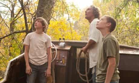 Mud - starring Tye Sheridan, Matthew McConaughey and Jacob Lofland