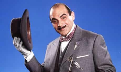 David Suchet as Hercule Poirot