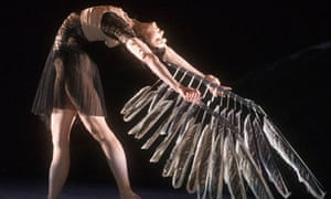 The Raven Girl, by Wayne McGregor and the Royal Ballet