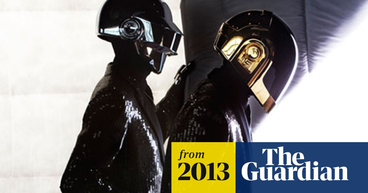Daft Punk break second Spotify record with Random Access