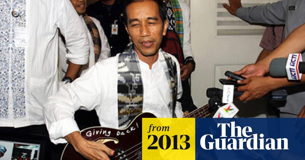Metallica guitar at centre of Indonesian corruption row | Music