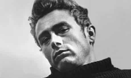 James Dean in 1955