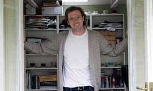Damian Barr, writer