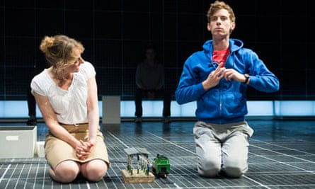The Curious Incident of the Dog in the Night-Time: Niamh Cusack and Luke Treadaway