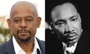 Forest Whitaker in talks to portray Martin Luther King in new biopic, Memphis