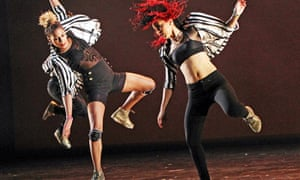 Breakin' Convention, Sadler's Wells, London - Zamounda