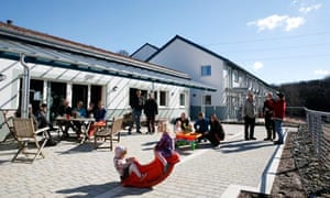 The Lancaster co-housing project