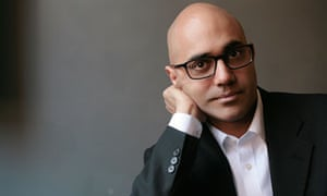 Ayad Akhtar, author of Disgraced