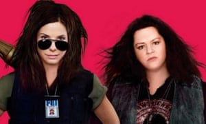 The Heat, poster with Sandra Bullock and Melissa McCarthy