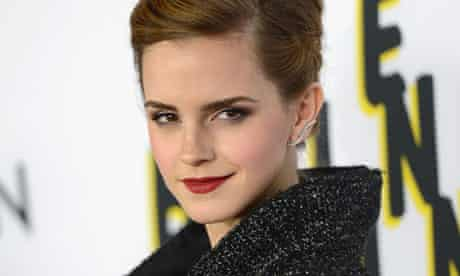 Emma Watson at the premiere of The Bling Ring in Los Angeles