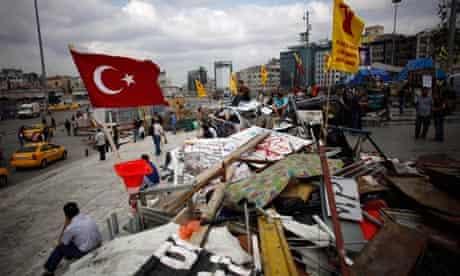 Gezi Park Turkey