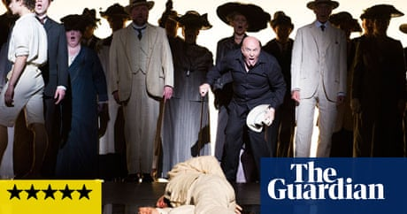 Death In Venice Review Classical Music The Guardian