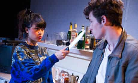 Hard Feelings by Doug Lucie at the Finborough theatre
