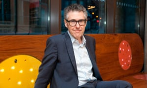 Ira Glass, host of This American Life.
