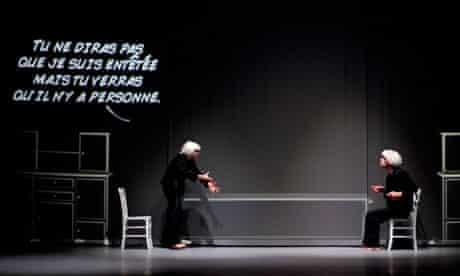 3D dance: M et Mme Rêve (Mr and Mrs Dream).
