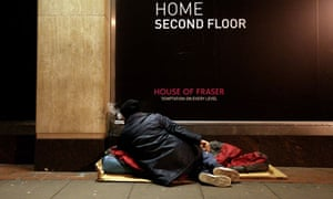 Rough Sleeping What S Behind The Figures Housing Network The