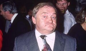 Les Dawson in 1991