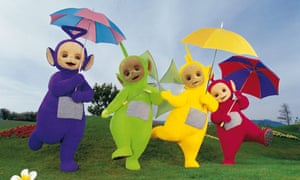 How We Made Teletubbies Television Radio The Guardian