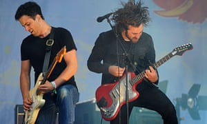 The Vaccines play William's Green at Glastonbury 2013