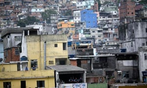 Rochinha favela Rio de Janeiro