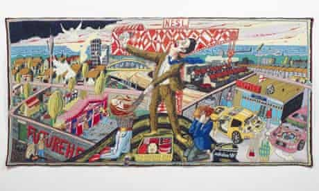 Grayson Perry's The Agony in the Car Park, 2012