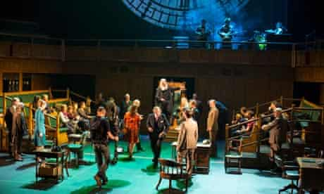 NT Live - This House being performed for National Theatre Live
