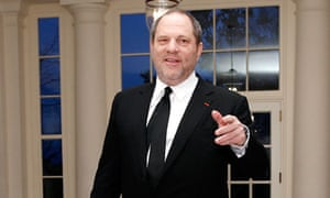 Harvey Weinstein, Hollywood film producer