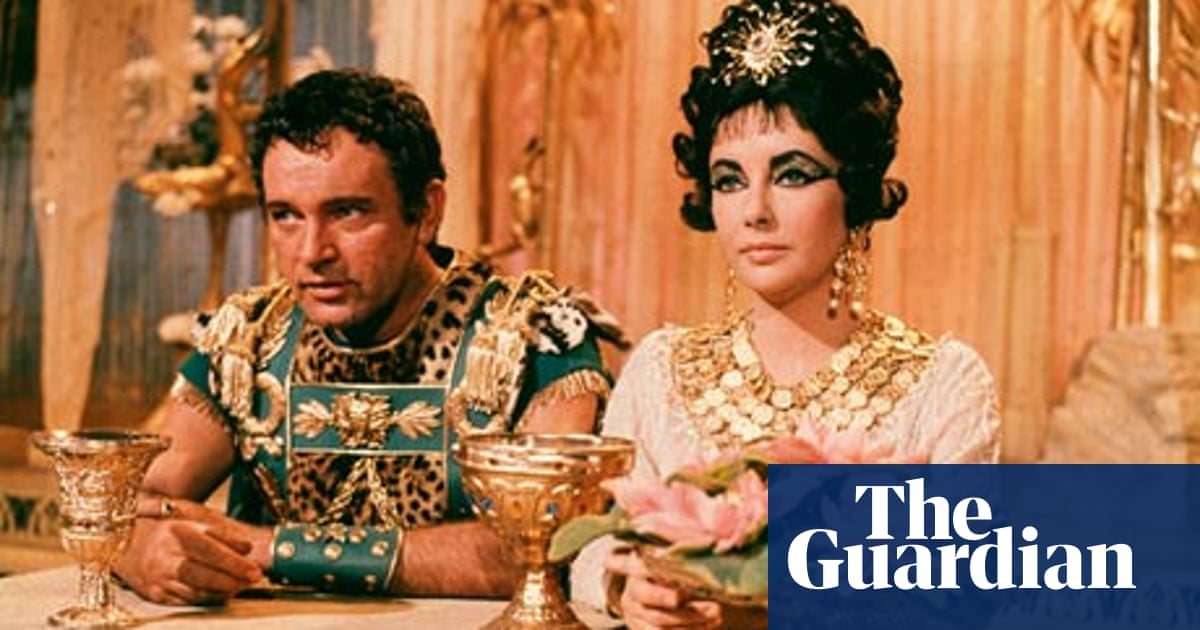 How We Made Cleopatra Film The Guardian