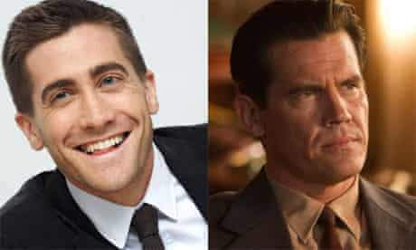 Jake Gyllenhaal and Josh Brolin