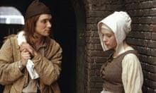 Cillian Murphy and Scarlett Johansson in Girl With A Pearl Earring
