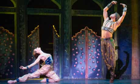 Carlos Acosta and Marianela Nunez in Classical Selection at the Coliseum, London