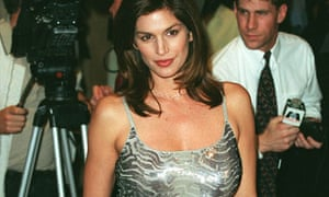 Cindy Crawford in 1999