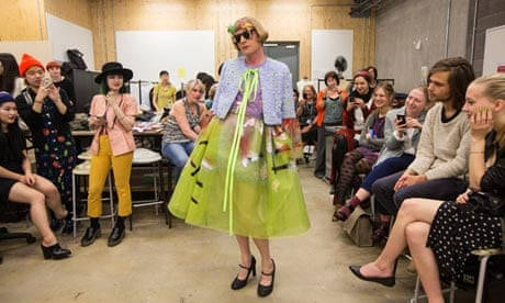 The Great Grayson Perry Frock Competition Art And Design The Guardian
