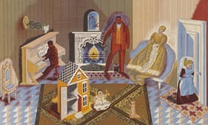 Edward Bawden's The Dolls at Home