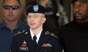 US Army Private First Class Bradley Mann