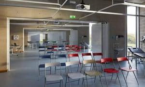 Limerick medical school seminar room