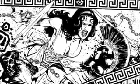 Grant Morrison's The Trial of Diana Prince