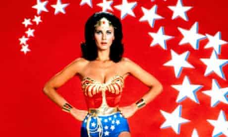 Wonder Woman in the 1976-79 TV series.