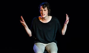 All my porn days … Phoebe Waller-Bridge is Fleabag, at the Underbelly's Big Belly.