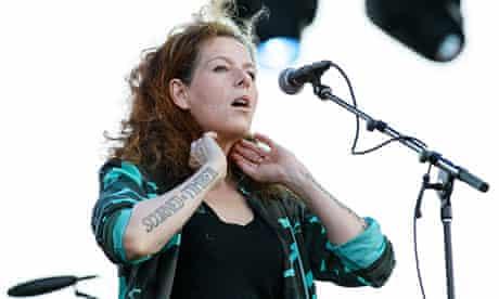 Neko Case performs on 6 July 2013 in Ottawa