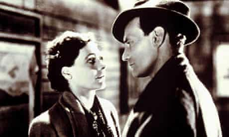 Celia Johnson and Trevor Howard in the 1945 romance Brief Encounter