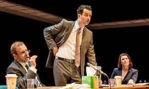 The Same Deep Water As Me by Nick Payne, at the Donmar Warehouse