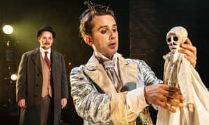 The Secret Agent by Theatre O at the Young Vic
